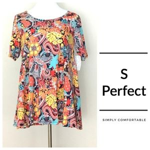 Small Perfect Tee NEW W/TAGS
